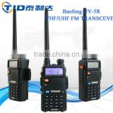 dual band baofeng uv-5r yaesu radio transceivers