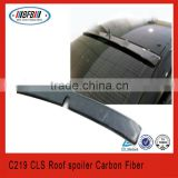 CARBON FIBER ROOF SPOILER WING FOR MERCEDES BENZ CLS-CLASS W219 CLS350 CLS500 CLS55