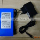 12V 9800MA Rechargeable Li-ion Battery / Rechargeable Battery / lithium battery