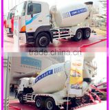 HINO Concrete Mixer Truck Price for sale
