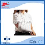 Medical PP non woven Triangular Bandage manufacturer CE certificated