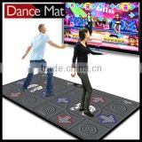 New 32 Bit DDR Party Mix Plug Double Twin Dance Pad 2 Player Mat