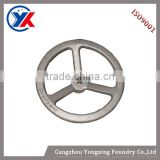 hot sale Polished Casting Handwheels, hand wheels casting, machine tool accessories