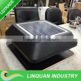 14 inch 15W fixed solar panel solar powered attic fan