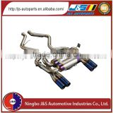 Auto Engine Titanium Exhaust catback for BMW E92 M3 coupe 10+