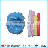 hairdressing medical dustproof anti-static bouffant non woven cap