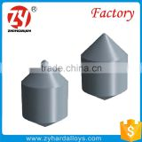 YG8 Sintered tungsten carbide tips for auger