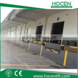 With Industrial Door Match Lifting Unloading Equipment Fixed Hydraulic Truck Loading Ramp 30000Ibs