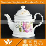 coffee pot tea pot crockery restaurant pot