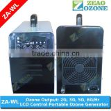 Home kitchen appliance ozone generator for air purifier or water treatment