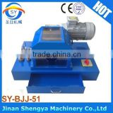 2015 new model SY-BJJ-51 made in China flexible hydraulic hose skiving machine price 2 inch