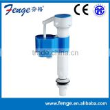 Toilet tank cistern fitting adjustable toilet auto fill vavle