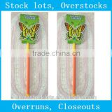 stocklots,overstock,stock,closeout, excess inventories,Overproduction Butterfly catcher toy for kids