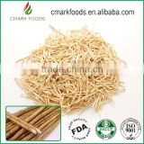 Wholesale high quality fresh 100% nature burdock tea root extract