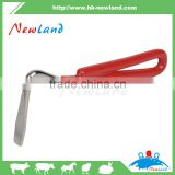 NL1323 Horse hoof pick with TPR handle