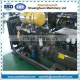 low fuel consumption silent generator with low price