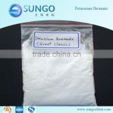 Hot sale Potassium Bromate for industrial grade
