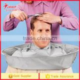 Hair Cutting Cape Umbrella Cloak Hair Catcher for Adult Barber Hairdressing Kit