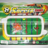 Educational toy kicker football table human soccer table football