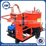 Top quality concrete floor crack sealing machine with honda engine
