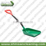High Quality Manual Plastic Handle Snow Shovel/plastic snow shovel head/plastic snow shovel