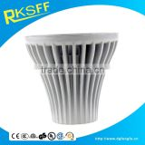 Supply custom aluminum alloy led light shell with radiator at factory price