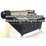 UV flatbed printing machine glass plastic metal leather UV digital ink