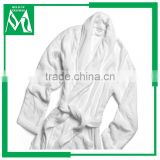 O-Tek certificated monogram terry sauna/beauty robe/bathrobe