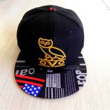 New creative 3D embroidery KING with the KING letter cap