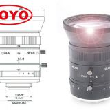 SOYO 5.0 MP machine vision 8mm 2/3