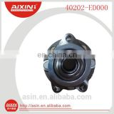 Front Wheel hub bearing 40202-ED000 for Tiida