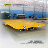 Production of customized battery electric flatbed cart rail ground translation vehicle