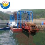CE Mining Equipment Mining Machinery Gold Dredger for selling