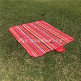 Red moistureproof Oxford Picnic Blanket 180x150cm