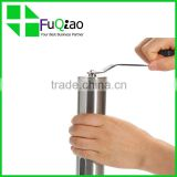 Trade Assurance FDA Grade Ceramic Burr Stainless Steel Mini Hand Coffee Mill                                                                         Quality Choice