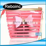 China plastic zipper pvc bag document bags                                                                                                         Supplier's Choice
