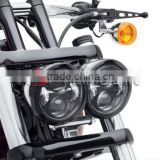 Round 4x4 LED Headlight 5'' led headlight for motorcycle 5 Inch LED Headlight for motorcycle Jeep Wrangler