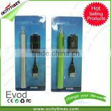 2016 top product evod battery electronic cigarette ocity times evod mt3 starter kit