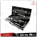 Outdoor Power Tool Kitchen Stainless Steel BBQ Tool Set