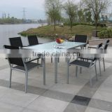 Tslin aluminum space saving outdoor furniture