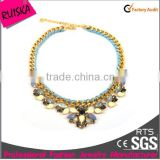 2015 Newest Design Jewelry Acrylic Chains Necklace Wholesale