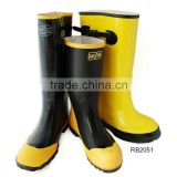 Men's Working Rubber Safety Shoes