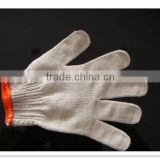 7gauge /10gauge Knitted Safety Cotton Glove Manufacturer from ZHENCHENG/lisa@zhenchengglove.com