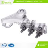 Zhuojiya Aluminum Alloy NLL Bolt Type High Tension Cable Strain Clamps For Overhead Line
