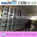 HD Truck Led Display Advertising LED Billboard Full Color Rental Led Screen Rental p6 movable stage hanging LED display
