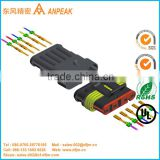 Factory Direct Waterproof Automotive 5 Pin Din Connector