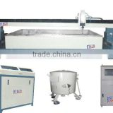 Abrasive water jet cutter, water jet cutter for marble granite, metal cut water jet cutter