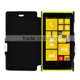 Magnetic button Flip Leather cover case for Nokia Lumia 920