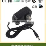 Made in China 6V 2.5A LED Power Supply with CCC 19510