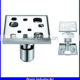 stainless steel channel drain, anti odor floor drain